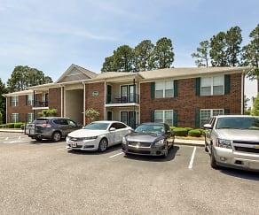 Building, Wyndfall Apartments