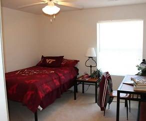 Bedroom, Mt Tabor Village Apartments