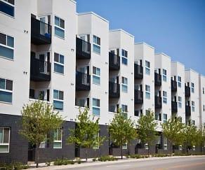Building, Level/Mosaic Apartments