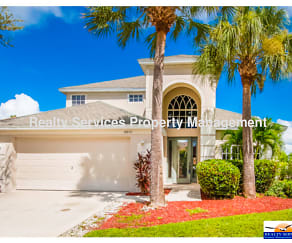 Front of House, 14850 Calusa Palms Cir