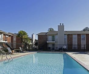 Pool, Sherwood Acres Apartment Homes