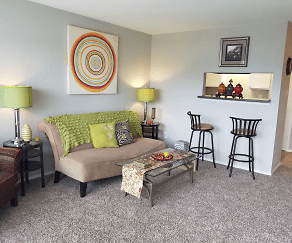 Living Room, Treasure Bay