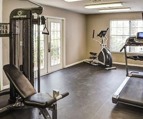Fitness Weight Room, Planters Walk