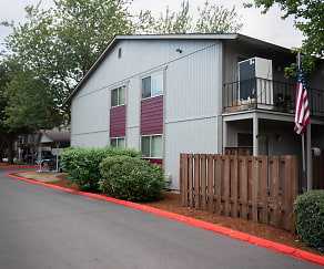 Garden Manor Apartments, Forest Grove Community School, Forest Grove, OR