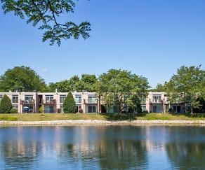 Building, Foxboro Apartments