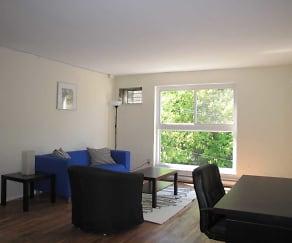 Living Room, Straight Street Apartments