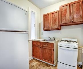 Kitchen, 39 Charter Oak Place