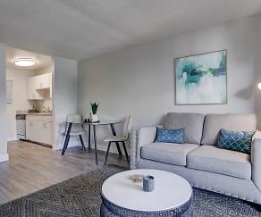 Living Room, The Hudson