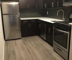 Kitchen, Liberty Crossing