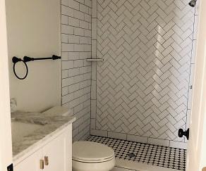 Bathroom, 2116 S. Meridian Ave.