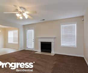 Living Room, 6575 White Walnut Way