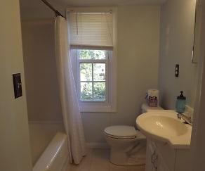Bathroom, 215 Morehead Street