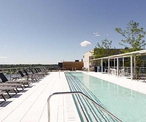 Pool, F1RST Residences
