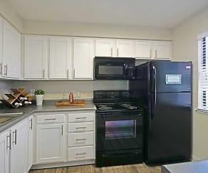Kitchen, Enclave at Redwood