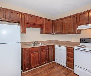 Kitchen, Lexington Village