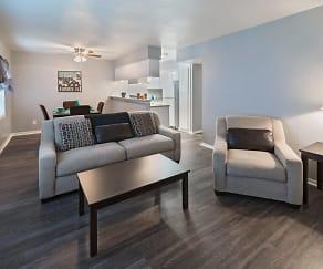 Living Room, Delta Residence