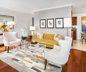 Arlington Living Room, Dining, Regency Plaza