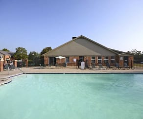 Pool, Governor Square Apartments And Townhomes