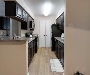 New appliances, Hulen Oaks