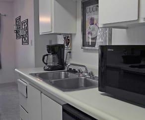 Kitchen, 1100 Place