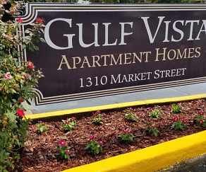 Community Signage, Gulf Vista