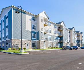 Building, Centerpointe Apartments