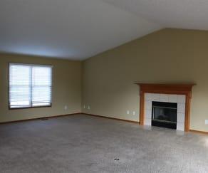 Living Room, 1163 Tarragon Drive