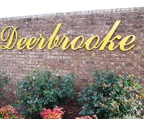 Landscaping, Deerbrooke Apartments