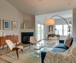 Living Room, Park at Kingsview Village