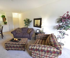 Living Room, Charter Woods