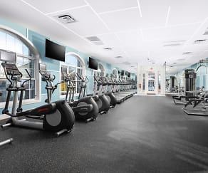 Fitness Weight Room, Pleasant View Gardens