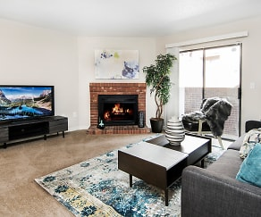 Living Room, Avery Belmar
