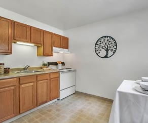 Kitchen, Dovertowne and Heritagetowne