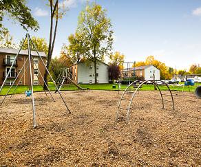 Playground, Woodgate North Apartments