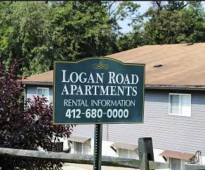 Building, Logan Road Apartments