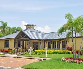 The Palms of Clearwater Clubhouse, The Palms of Clearwater