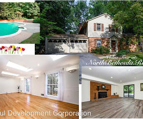 11117 Whisperwood Lane, North Bethesda, MD