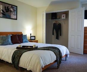 Bedroom, Chesterfield Gardens