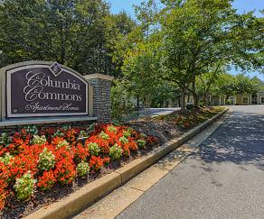 Community Signage, Columbia Commons