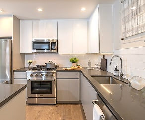 Kitchen, Sharon Green