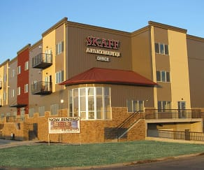 1102 Building, Skaff Apartments - Moorhead