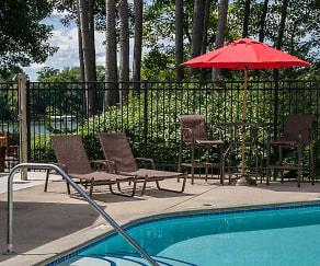 Pool, Lake Susan Apartments