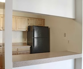 Kitchen, Hewitt Gardens Apartments