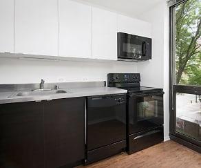 Kitchen, 1000 North LaSalle