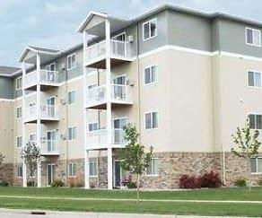 Building, Dakota Drive Apartments