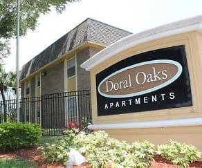 Building, Doral Oaks