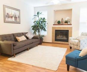 Living Room, Providence Pointe