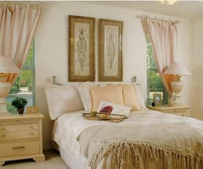 Bedroom, Central Park Apartment Homes