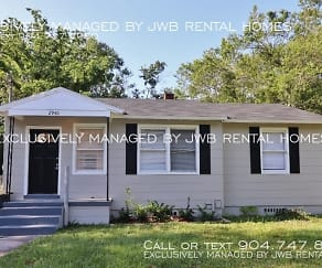 2940 10Th St W, Commonwealth, Jacksonville, FL
