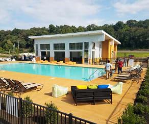 Pool, River Mill Lofts